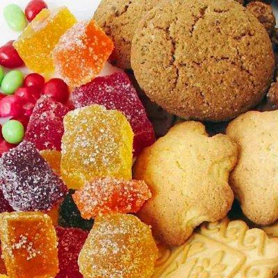 Кондитерские изделия без сахара