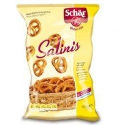 Крендельки Dr.Schar соленые 60г,  Dr. Schär, Печенье